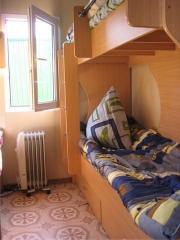 Кровати в домике