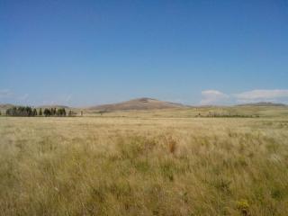 Аркаим. Гора Власти - Чека, наиболее мощная вершина Южного Урала.