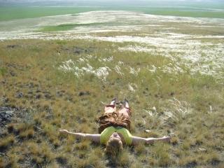 Гора Откровения (гора Аркаим 398 м)