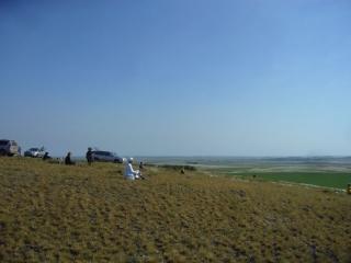 Медитация на горе Аркаим (Гора Откровения)